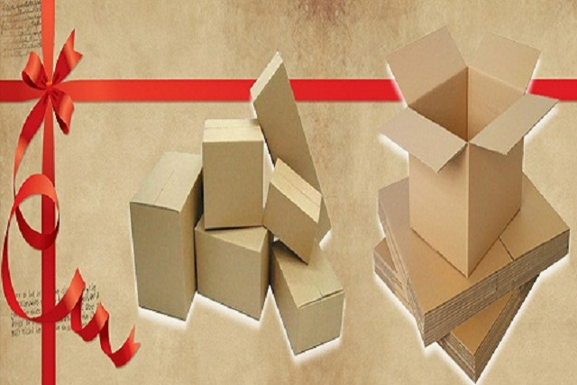 Keep Your Stuff Protected With Eco-Friendly Corrugated Box