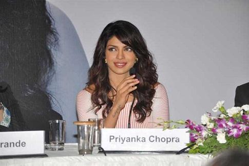 Priyanka Chopra - The Ndtv green ambassador