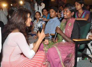 Priyanka chopra's Girls up campaign