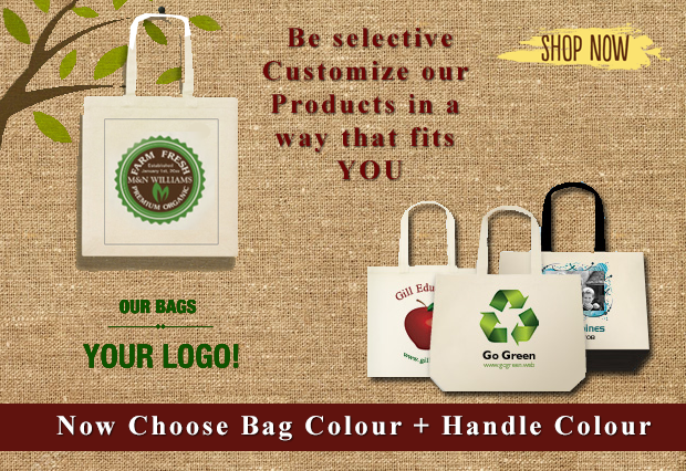 Customize Bags | Greenhandle