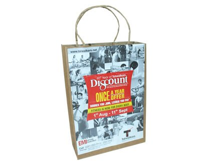 Newspaper Ad-Bags